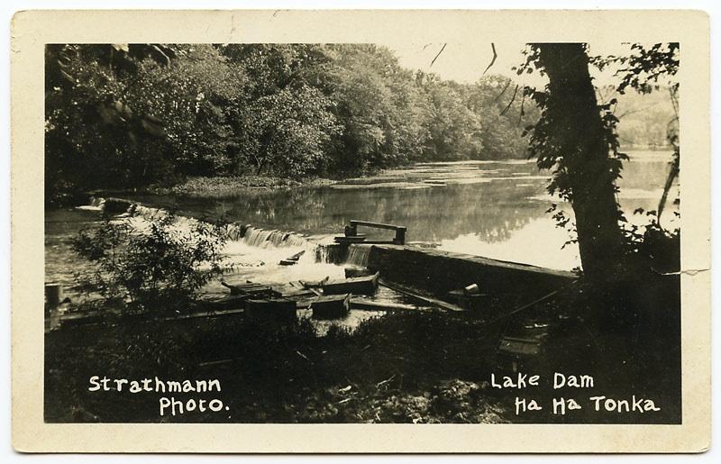 HaHaTonka Lake Dam
